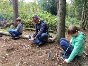 bushcraft families wildcraft