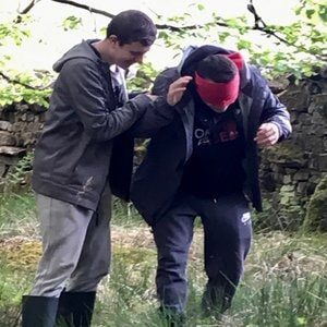 team building wildcraft session
